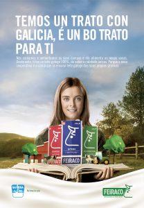 Feiraco hace un trato con Galicia