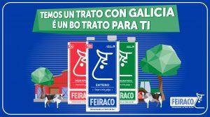 Feiraco promoción trato con Galicia